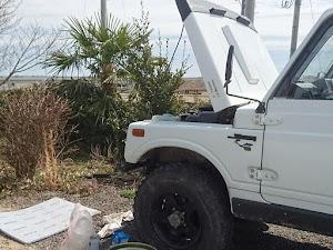 ジムニー JA11Vのカスタム事例画像 ジンさんの2020年03月28日19:11の投稿