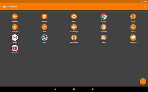 Simple App Launcher 3