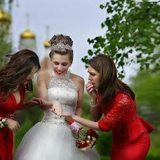 Wedding photographer Nikolay Nikolaev (NickFOTOGROff). Photo of 18.05.2018