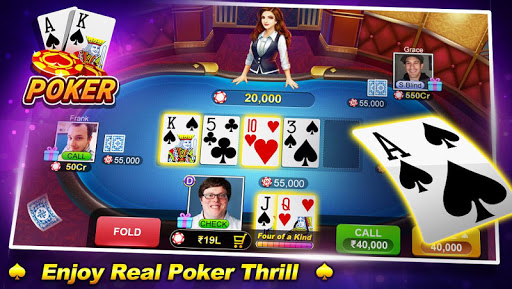 Teen Patti Flush: 3 Patti Poker 1.3.8 screenshots 2