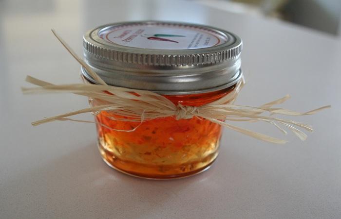 Serrano Pepper Jelly Recipe