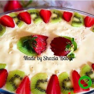 Mocha Dessert with White Ganache.