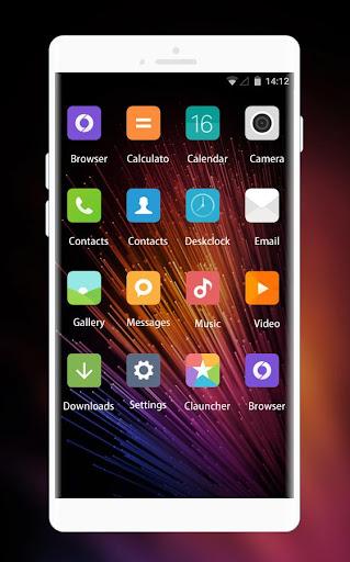 Theme for REDMI 6 Plus HD 2.0.50 screenshots 2