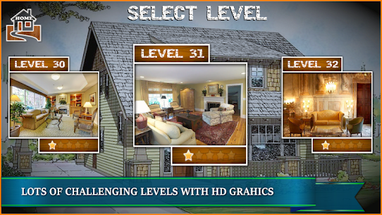 Hidden Objects Mansion Apk 4