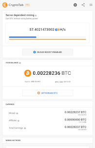 CryptoTab Browser Pro For Android 7