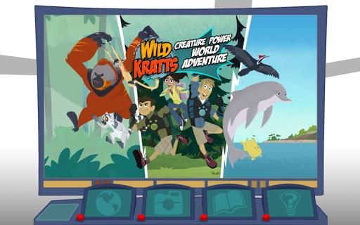 Wild Kratts World Adventure  screenshots 5