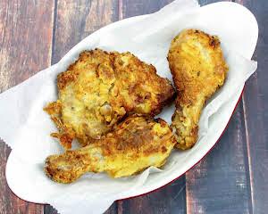 Lisa's Air Fryer Fried Chicken