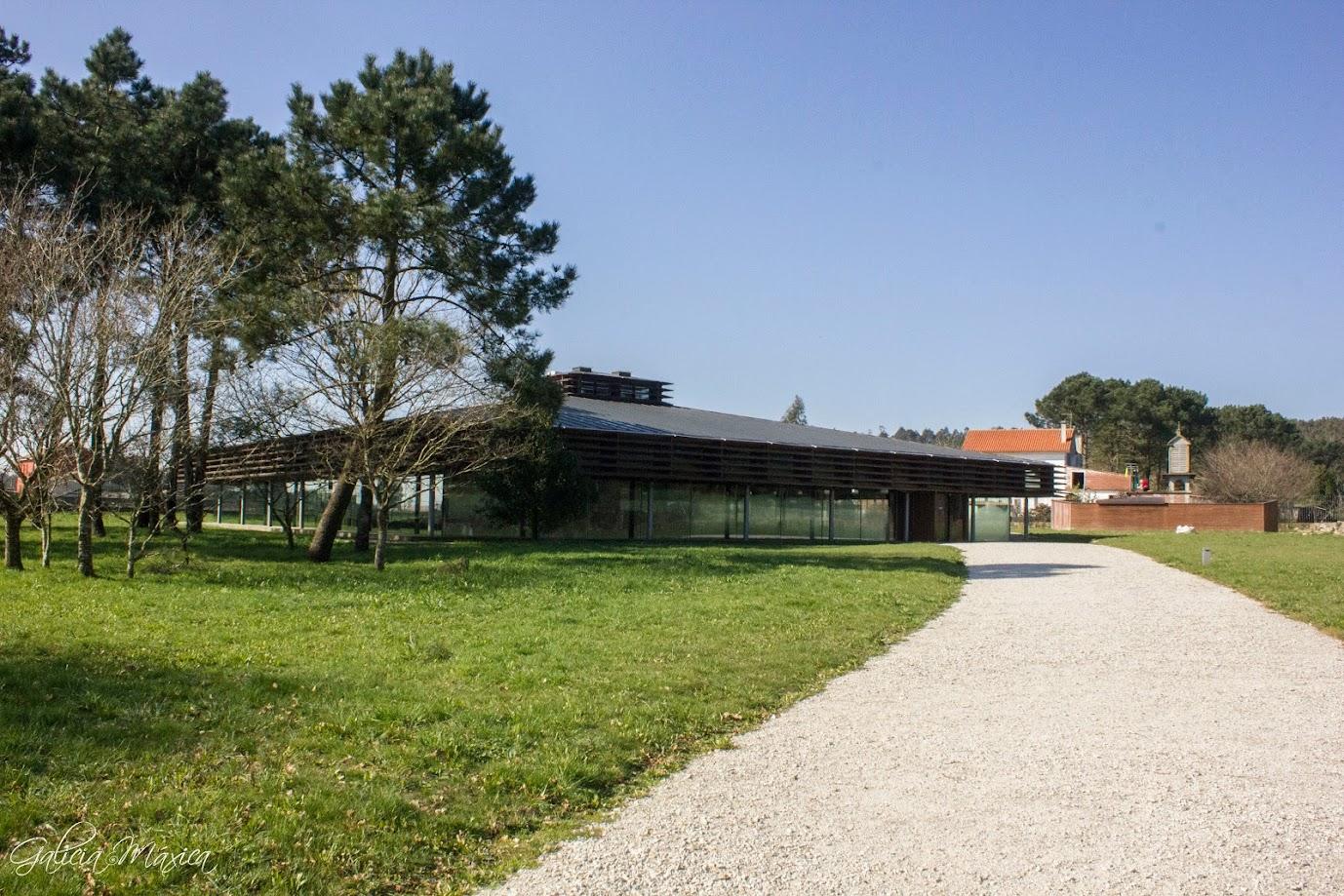 Centro de Interpretación de Dombate
