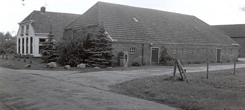 Photo: Gieterstraat 11 voormalig schuur van de dorsvereniging