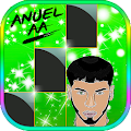 Anuel AA Piano Tiles