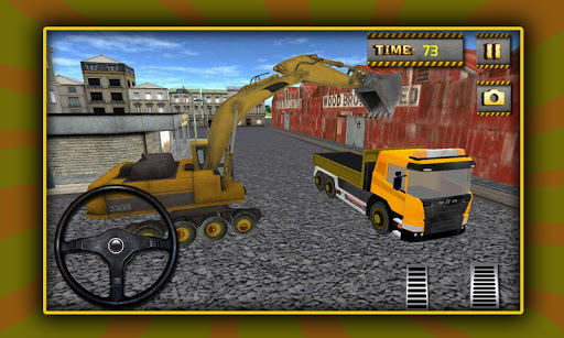 Construction Truck Sim 2016