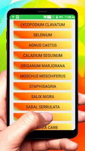 দুবর্লতার হোমিওপ্যাথিক ঔষধ ~ Homeopathic medicine App Download For Android 2