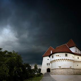 Veliki Tabor by Zarko Piljak - Buildings & Architecture Public & Historical ( hrvatsko zagorje, croatia, medieval, veliki tabor )