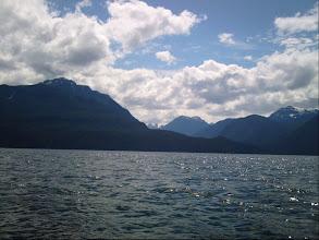 Photo: Robson Bight in Johnstone Strait.