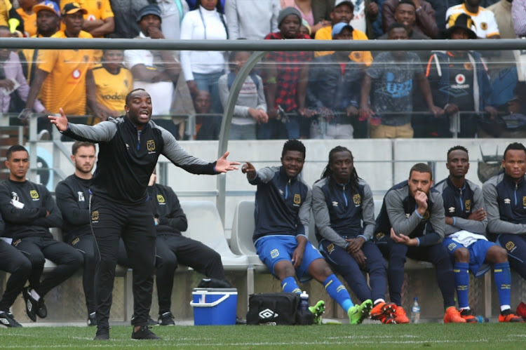 Cape Town City FC Coach Benni McCarthy during the Absa Premiership match between Cape Town City FC and Kaizer Chiefs at Cape Town Stadium on September 15, 2018 in Cape Town, South Africa.