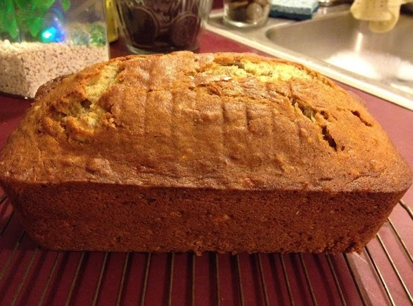 Grandma Evie's Banana Nut Bread Recipe