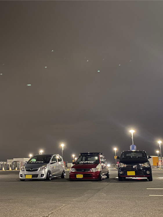 ミラ L275Sの岡田自動車,KMG,たむぅが現れた!!,よーいちstyle,休日の出来事に関するカスタム&メンテナンスの投稿画像11枚目