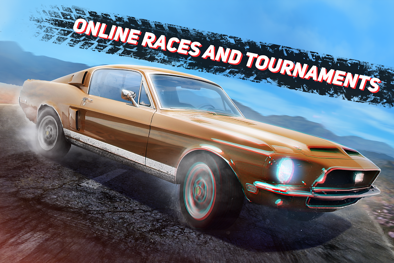 GTR Speed Rivals Screenshot 0