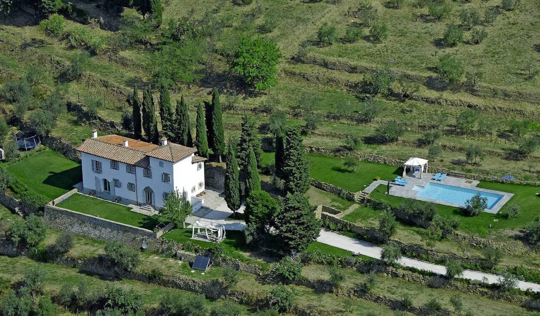 Villa avec jardin Castelfranco di Sopra