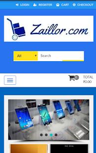 zaillor.com - náhled
