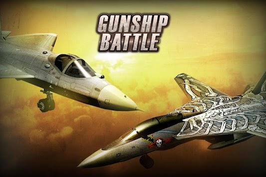 GUNSHIP BATTLE : Helicopter 3D apk screenshot