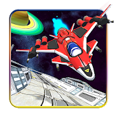 Aircraft Space Shooter Mission