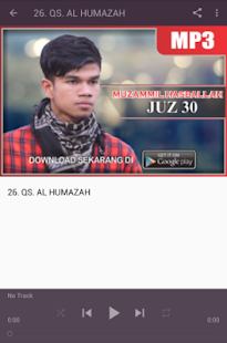 Mp3 Muzammil Hasballah Juz 30 - náhled