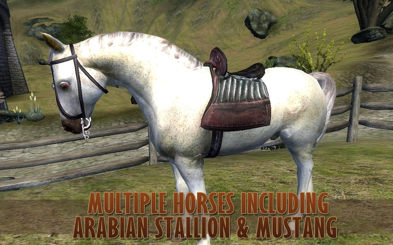 Pertanian Horse Jungle Naik Apl Android Di Google Play