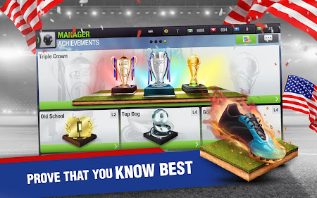 Top Eleven 2018 -  Be a Soccer Manager 7.2 screenshot 2092791