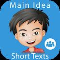 Main Idea -  Short Texts icon