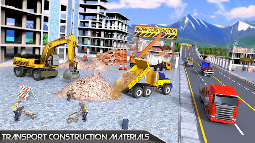 Cargo Truck Simulator - new truck games 2019 screenshots 8