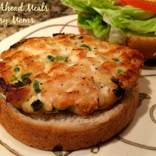 Make Ahead Chicken Patties