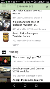 Download Zambian Eye News APK latest version app for android