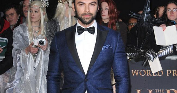 Aidan Turner: I hate Strictly Come Dancing