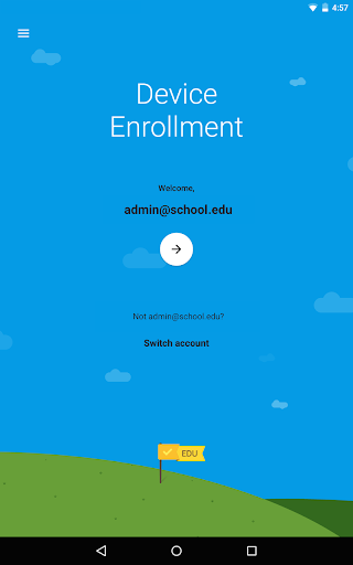 Android Device Enrollment for PC