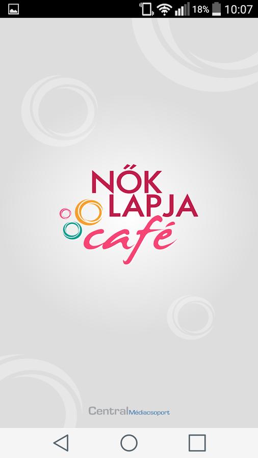 Nők Lapja Café- screenshot