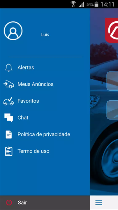 Autoline- screenshot