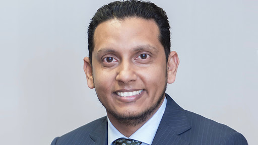 Liquid Telecom SA CEO Reshaad Sha.