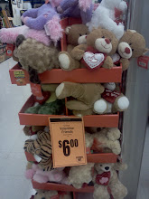 Photo: Some cute stuffed animals, they were a little too high in price for me.