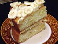 Banana Cake By Audra LeNormand