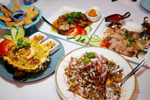 晶湯匙泰式主題餐廳 味覺和視覺的雙重享受 老字號泰國料理