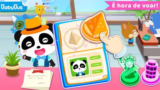 Aeroporto do Bebê Panda screenshot 1
