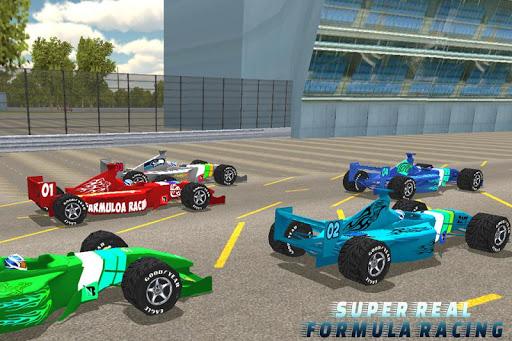 スーパーリアルフォーミュラレーシング3D