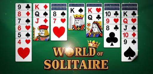 World of Solitaire: jeu de cartes classique