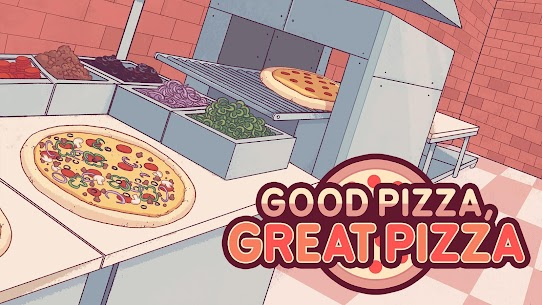 Good Pizza Great Pizza Mod Apk 3.4.2 (Unlimited Money Fully Unlocked) 6