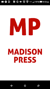 The Madison Press- screenshot thumbnail