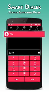 Metro Phone Dialer & Contacts Pro Screenshot
