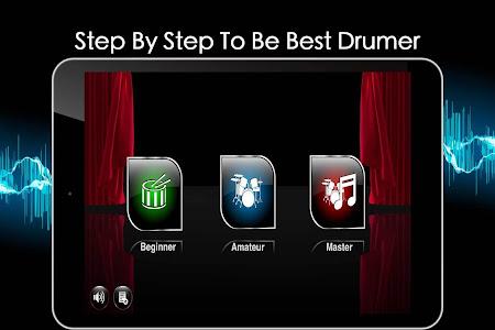 Easy Jazz Drums for Beginners: Real Rock Drum Sets 1.1.2 screenshot 2093008