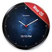 Nebula Watch Face - Wear OS / Android Wear 2.0