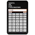 FnCalc ボタンに式の割り当てが可能な履歴付き電卓 icon